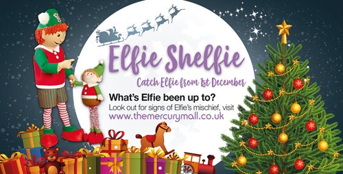 Elfie Shelfie - Episode 18 - Christmas lists cards and gifts